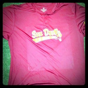 Arizona State Sun Devil's Dri Fit Baseball Jersey